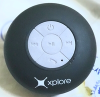 Xplore bluetooth speaker
