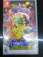 Used Pokken tournament dx switch in Dubai, UAE