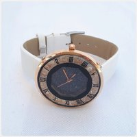 Used Brand new white Amazing watch for lady.. in Dubai, UAE
