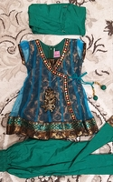 Indian baby girl costume 3-6 months