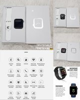 Used Smart watch x6 whites in Dubai, UAE