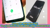 Used S8PLUS With charger minor dot price 550 in Dubai, UAE