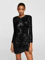 Used Mango Sequin Dress in Dubai, UAE