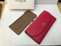 Used BRAND NEW❗️AUTHENTIC COACH WALLETS in Dubai, UAE