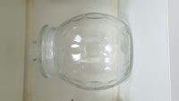 Big glass jar (6pcs)