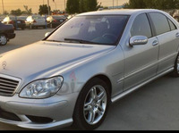 Used Mercedes Benz S350 Full Option GCc Accident Free 0544822507 in Dubai, UAE