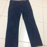 Used Branded Jeans New36 Size in Dubai, UAE