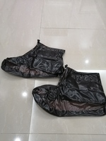 Used Reusable anti mud shoe covers 2XL/43-44 in Dubai, UAE