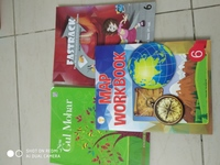 Used 3 books grade 6 in Dubai, UAE