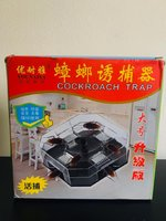 Used Coakroach Trap set in Dubai, UAE