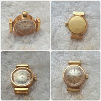Old OMEGA watch Pure Gold 18k