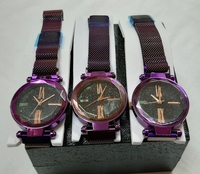 Used Magnetic Band Watches (3 PCS) in Dubai, UAE
