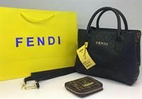 Fendi Bag With Wallet High Copy