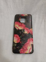 Huawei Mate 20 Pro Case Pink flowers