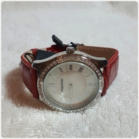 Used Brand New Red POSSANO watch for her in Dubai, UAE