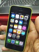 Used IPhone 5c 32GB Green in Dubai, UAE