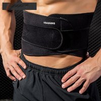 Used Men waist trainer and gym back support in Dubai, UAE