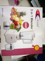 Used Brand New Kawashi 3 in 1 Blender&juicer in Dubai, UAE