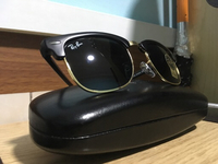 Used Rayban Sunglasses Thick Frame (Black)  in Dubai, UAE
