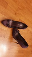 Used purple shoes size 37 in Dubai, UAE