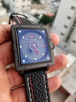 Used NAVIFORCE Leather Watch ♧ Original in Dubai, UAE