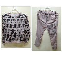 Used Casual 2 Pieces Outfits Suit Tracksuit in Dubai, UAE