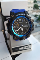 CASIO G Shock Dual Time Sports Watch♤️