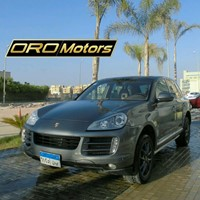 Used Porscshe Cayenne S in Dubai, UAE