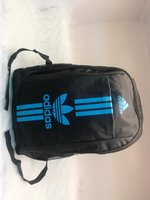 Used Adidas backpack blue 2 in Dubai, UAE