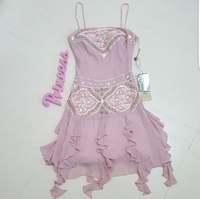 #brandnew #dress #chiffon #embroidered#uk8 #smallsize
