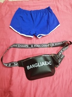 Used Outdoor Unisex bag & get shorts for free in Dubai, UAE