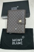 Used Mont blanc wallet for sale in Dubai, UAE