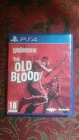 Used PS4 GAME THE OLD Blood nice game in Dubai, UAE