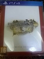 Used FINAL FANTASY TYPE-0 HD Limited Edition in Dubai, UAE