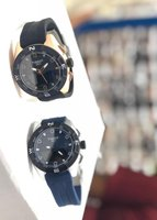 Used Tissot watch 1st copy box pack in Dubai, UAE