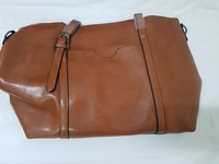 Women's shoulder bag brown x 1 $$$