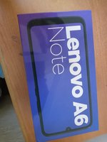 Used Lenovo a6 note mobile in Dubai, UAE