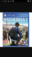 Used PS4 Cassette watch dogs2 in Dubai, UAE