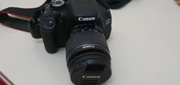 Used Canon 600D DSLR Camera in Dubai, UAE
