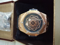 Used Men's hand watch /ساعة يد رجالية in Dubai, UAE