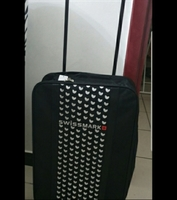 Used 22inch Swissmark foldable trolley bag in Dubai, UAE
