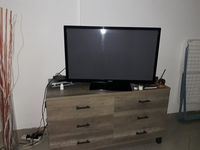 Used TV SAMSUNG PLASMA 43'' - 500 AED in Dubai, UAE