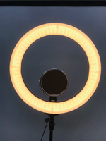 Big selfie light with mirror size 19""