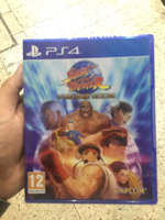 PS4 Street fighter 30 Anniversary collec
