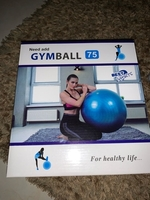 Used Gymnastic Ball Brand New different color in Dubai, UAE