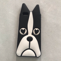 "Used Original iPhone 6 cover case ""Boxer Dog"" in Dubai, UAE"