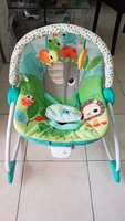 Used Baby bouncer cum toddler chair in Dubai, UAE