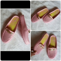 Used Cutie pink Open Shoes size-37-38 in Dubai, UAE