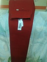 Used Pants-Lacoste-red 40 in Dubai, UAE