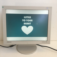 "Used Samsung cute and small 15"" monitor  in Dubai, UAE"